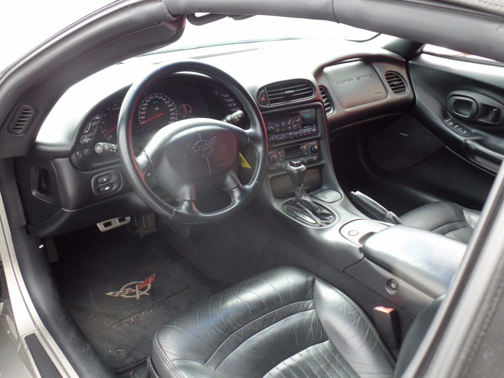 Used 2000 Chevrolet Corvette -CONVERTIBLE -SWEET RIDE-NEW LOW PRICE-SEE VIDEO | Mundelein, IL