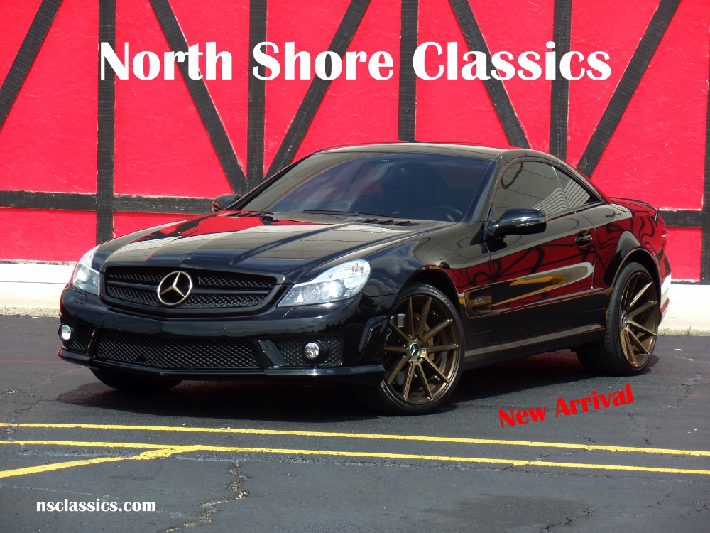 2009 mercedes benz sl63 amg package 600 hp convertible for Mercedes benz 600 amg