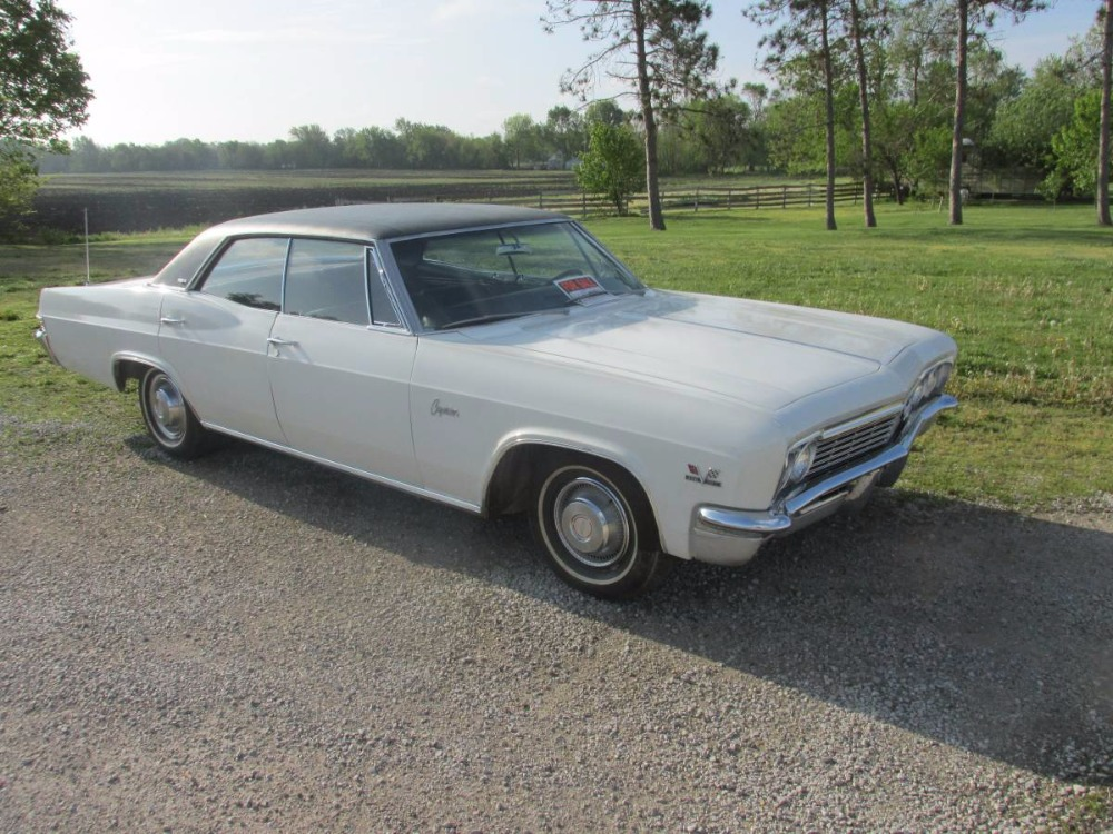 Used 1966 Chevrolet Caprice -Highly Documented numbers Matching Car- | Mundelein, IL