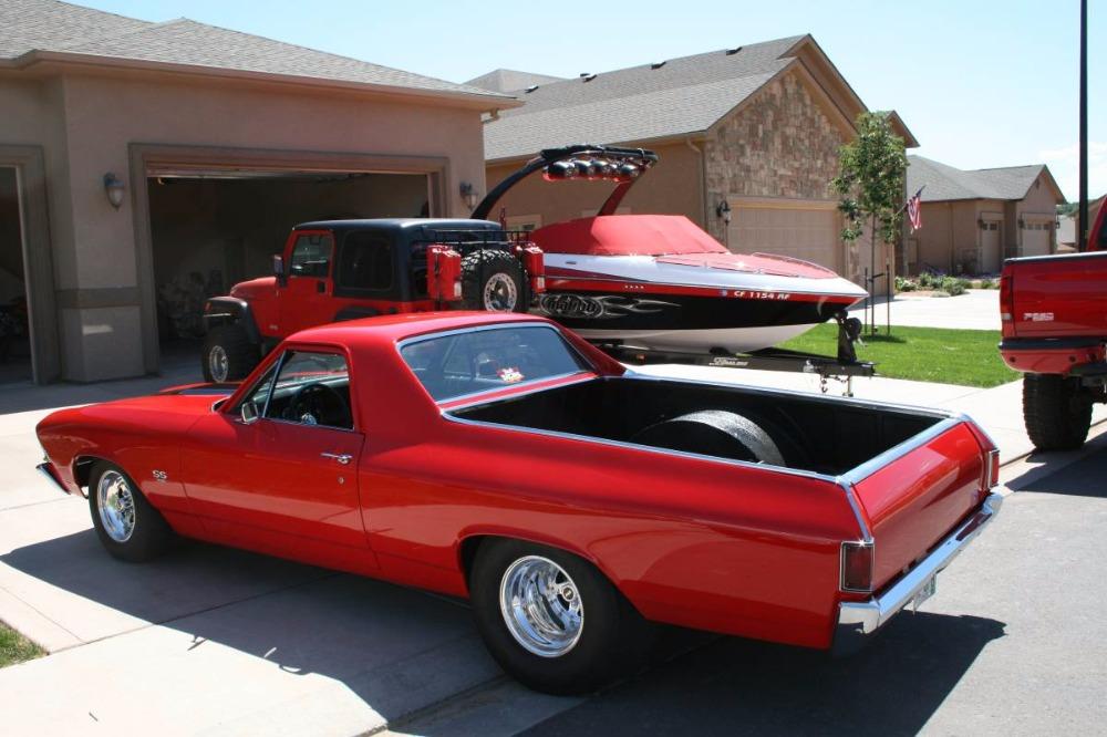 Used 1968 Chevrolet El Camino ORIGINAL SS- PRO STREET | Mundelein, IL