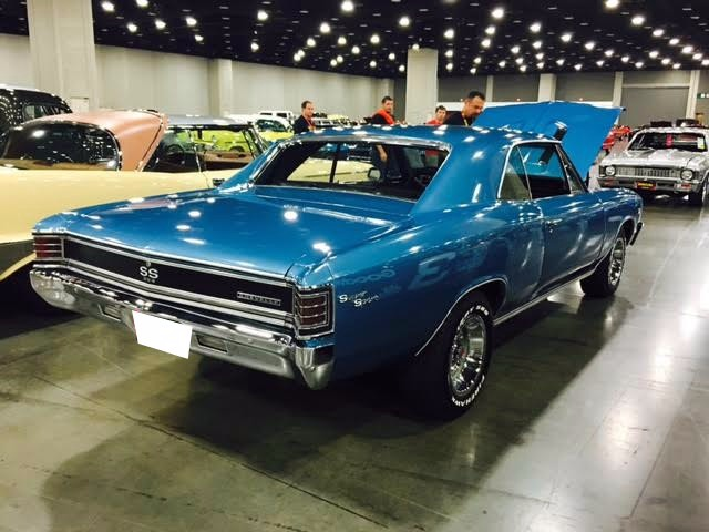 Used 1967 Chevrolet Chevelle -396-SUPERSPORT APPEARANCE- REAL SLICK-VERY FAST AND CLEAN   Mundelein, IL