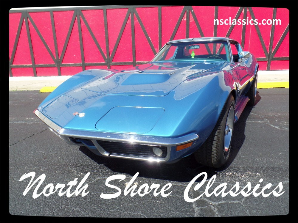 Used 1969 Chevrolet Corvette -T-TOP- STINGRAY-HIGH QUALITY CRUISER | Mundelein, IL