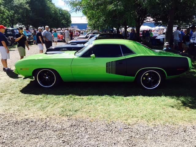 Used 1970 Plymouth Cuda -PRO-TOURING-CUDA-HEMI 5.7 FUEL INJECTED ENGINE- | Mundelein, IL