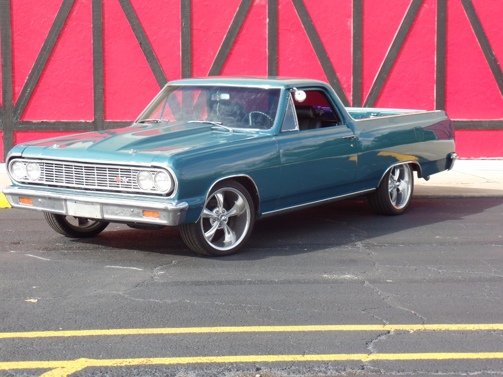 Used 1964 Chevrolet El Camino - DRIVERS WANTED - 454 V-8- SEE VIDEO | Mundelein, IL