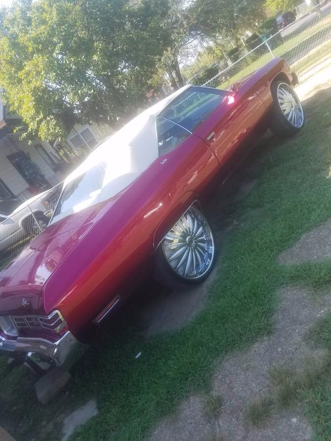 Used 1975 Chevrolet Caprice -CONVERTIBLE- NUMBERS MATCHING CHEVY- | Mundelein, IL