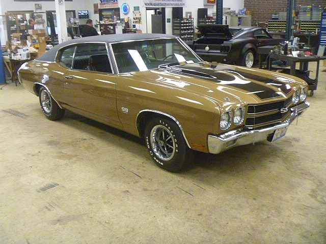 Used 1970 Chevrolet Chevelle NUMBERS MATCHING SS-  AWARD WINNER | Mundelein, IL