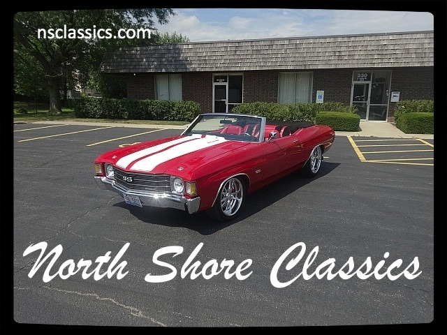 Used 1972 Chevrolet Chevelle -PRICE DROP- SUPER CLEAN DROP TOP CHEVELLE - SEE VIDEO | Mundelein, IL