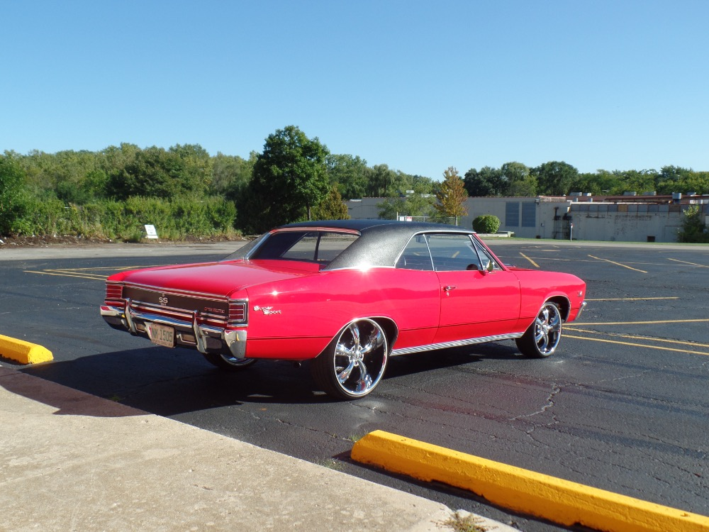 Used 1967 Chevrolet Chevelle -BIG BLOCK SS396 4 Speed-Rust Free southern car-NEW LOW PRICE-SEE VIDEO | Mundelein, IL