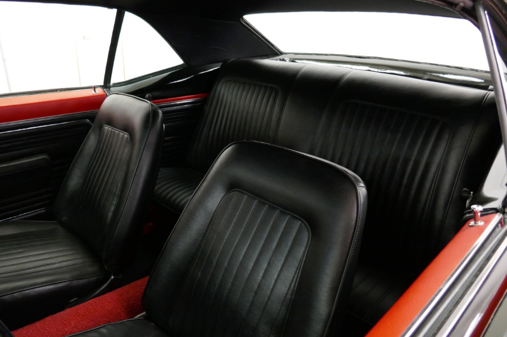 Used 1968 Chevrolet Camaro -BLACK ON BLACK- RS Rally Sport 454-FRESH RESTO-SOUTHERN CAR- SEE VIDEO | Mundelein, IL