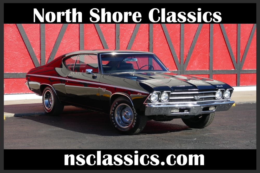 Used 1969 Chevrolet Chevelle -BIG BLOCK GREAT CONDITION-RUNS GREAT!-SEE VIDEO | Mundelein, IL
