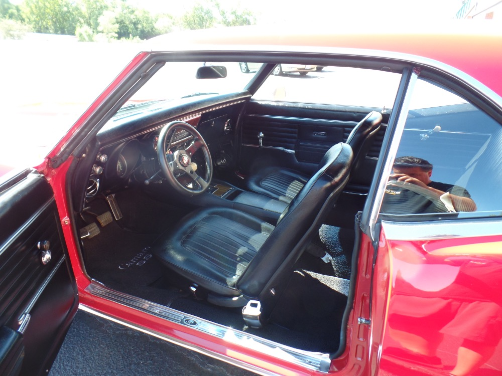 Used 1968 Chevrolet Camaro -Restored SS -4-SPD MANUAL- Paint is amazing-NEW LOW PRICE-SEE VIDEO | Mundelein, IL