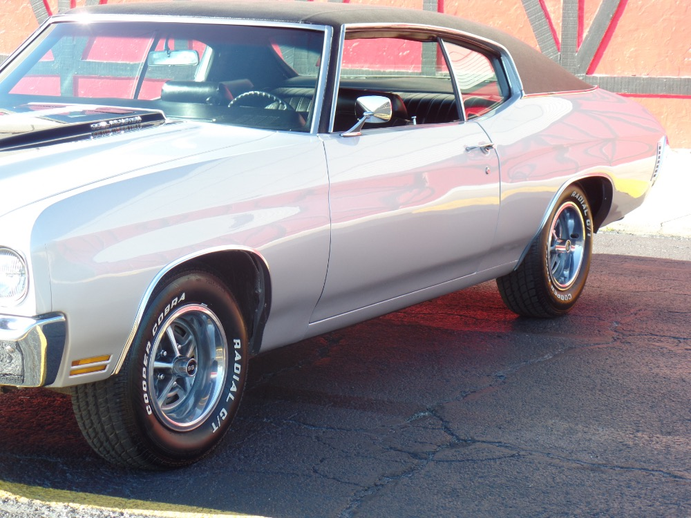 Used 1970 Chevrolet Chevelle -Nice SS Tribute-Numbers Matching-New Cortez Silver-NEW LOW PRICE-SEE VIDEO | Mundelein, IL