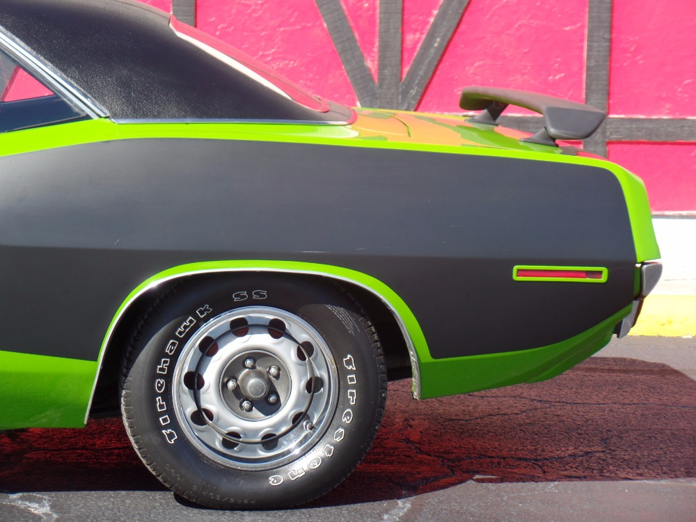 Used 1971 Plymouth Cuda -Sassy Grassy Green-Featured in the Movie Phantasm & Chips! Southern Cuda- | Mundelein, IL