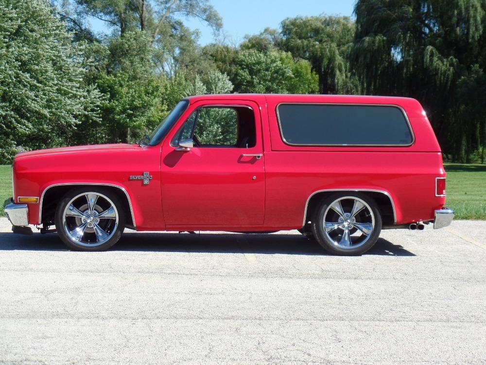 Used 1982 Chevrolet Blazer K5-454Big block Street thumper engine-NEW LOW PRICE-SEE VIDEO- | Mundelein, IL