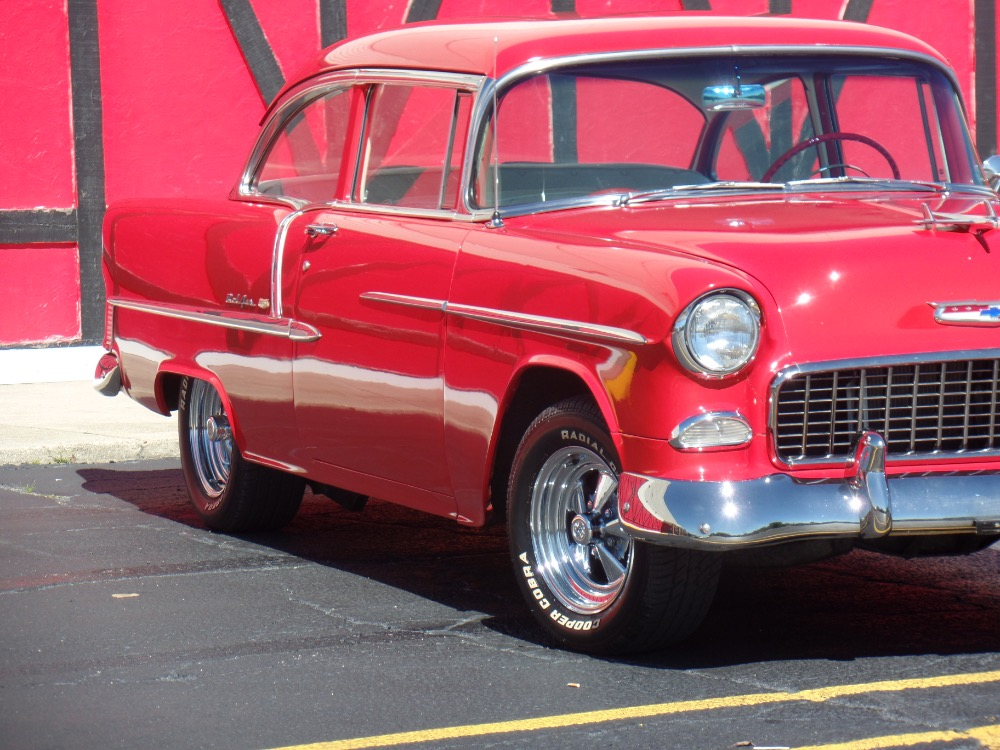 Used 1955 Chevrolet Bel Air -GREAT DRIVER QUALITY CONDITION-SEE VIDEO | Mundelein, IL