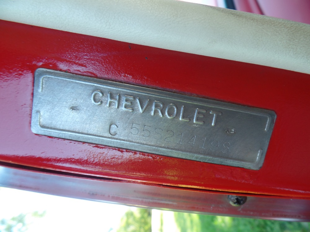 Used 1955 Chevrolet Bel Air -GREAT DRIVER QUALITY CONDITION-SEE VIDEO   Mundelein, IL