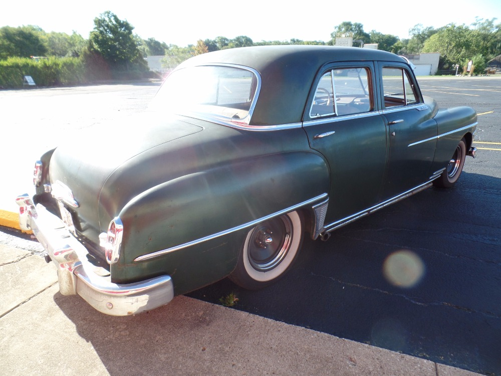 Used 1950 Desoto Custom PRO TOUR STYLE FUEL INJECTED DRIVETRAIN UPGRADED IN 2015- SEE VIDEO | Mundelein, IL