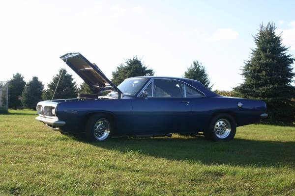 Used 1967 Plymouth Barracuda / Cuda -THE ULTIMATE DRIVING HEMI 426 BIG BLOCK MACHINE- | Mundelein, IL