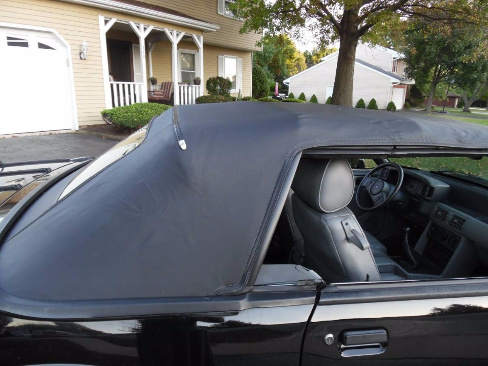 Used 1989 Ford Mustang - CONVERTIBLE WITH LOW MILES-2 Owners | Mundelein, IL