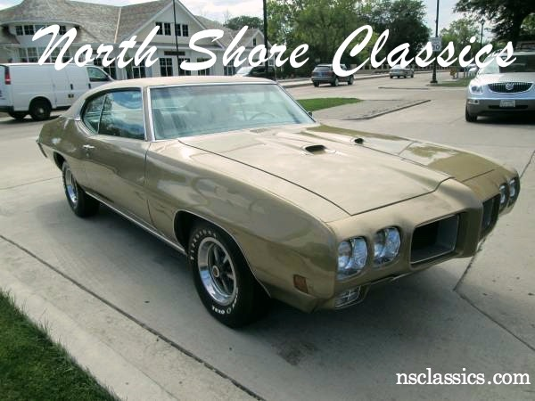 Used 1970 Pontiac GTO -400 TURBO-THIS GTO IS READY TO GO- | Mundelein, IL