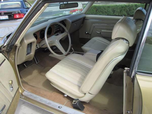 Used 1970 Pontiac GTO -400 TURBO-THIS GTO IS READY TO GO-   Mundelein, IL
