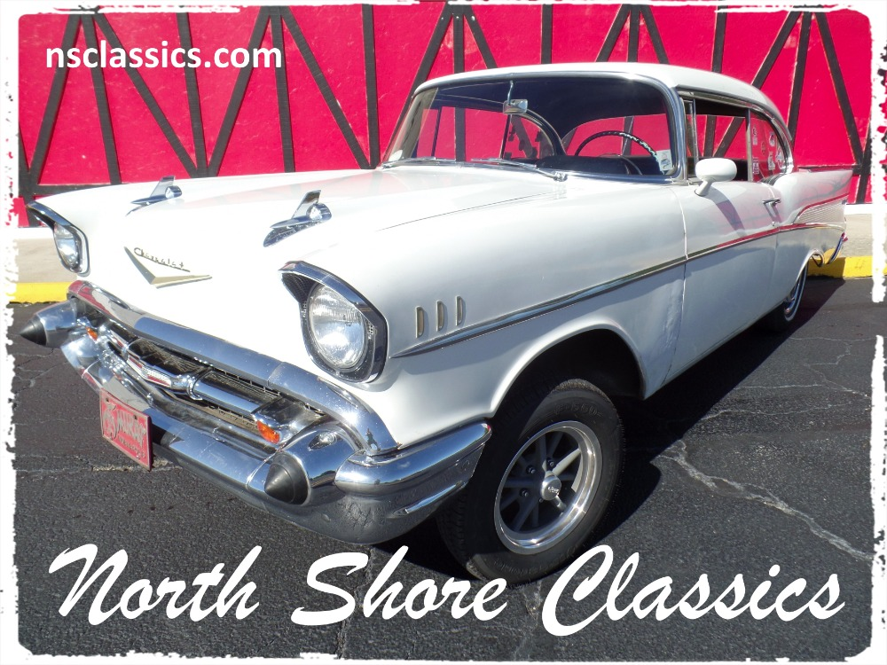 Used 1957 Chevrolet Bel Air -GASSER- READY TO ROLL- | Mundelein, IL