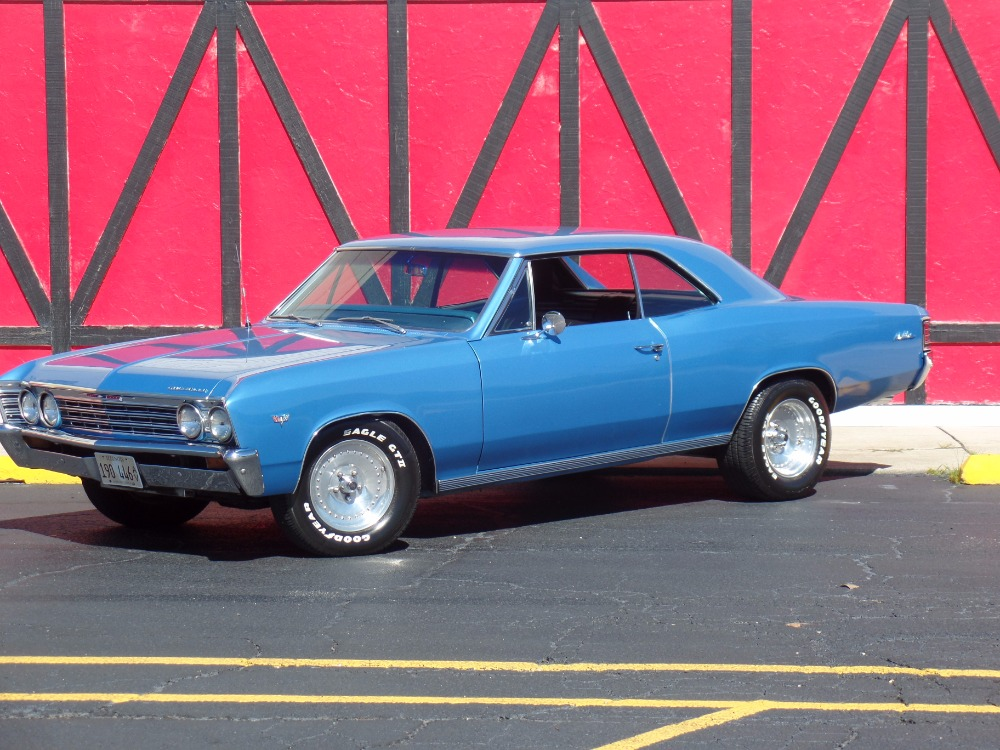 Used 1967 Chevrolet Chevelle - MALIBU READY FOR YOU-SEE VIDEO | Mundelein, IL