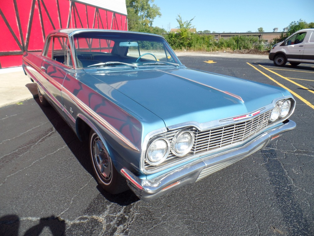 Used 1964 Chevrolet Impala -409-SUPERSPORT-NUMBERS MATCHING-NEW LOWER PRICE | Mundelein, IL