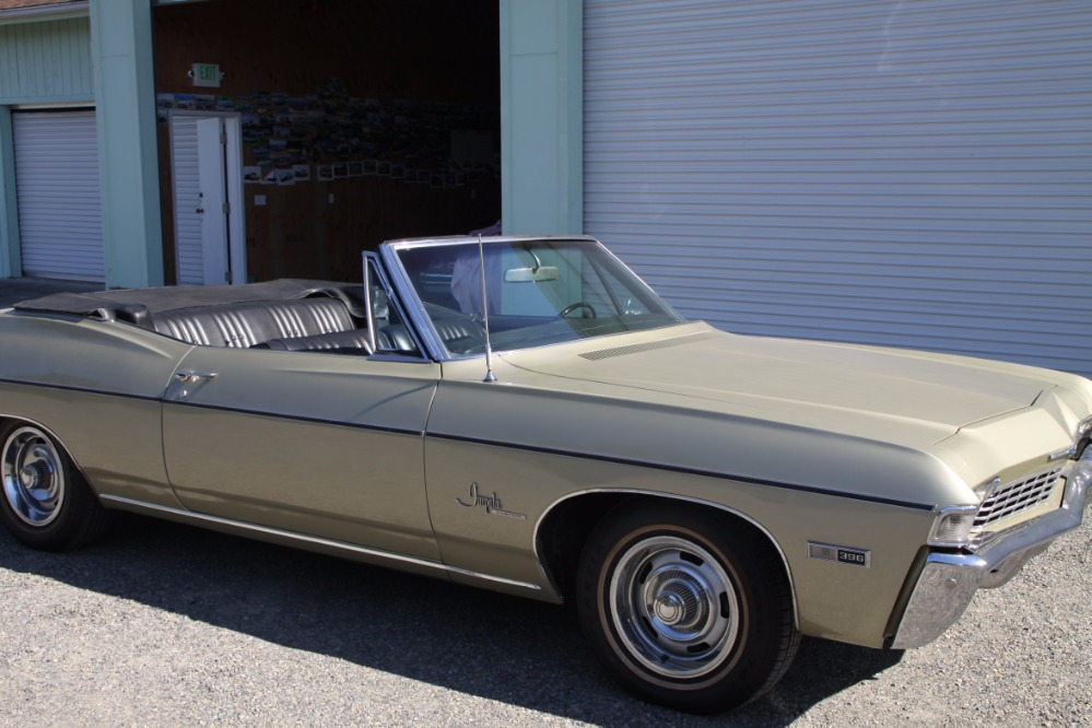 Used 1968 Chevrolet Impala -CONVERTIBLE-396-2 OWNERS- NEW LOW PRICE!! | Mundelein, IL