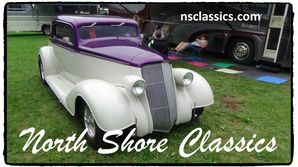 1934 Oldsmobile Coupe -3 Window Street Rod- Stock # 3534MDBH for ...
