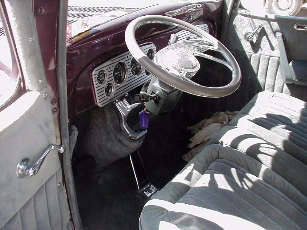 Used 1937 Chevrolet Pickup - STEEL BODY- FIBERGLASS REAR FENDERS-STREETROD   Mundelein, IL