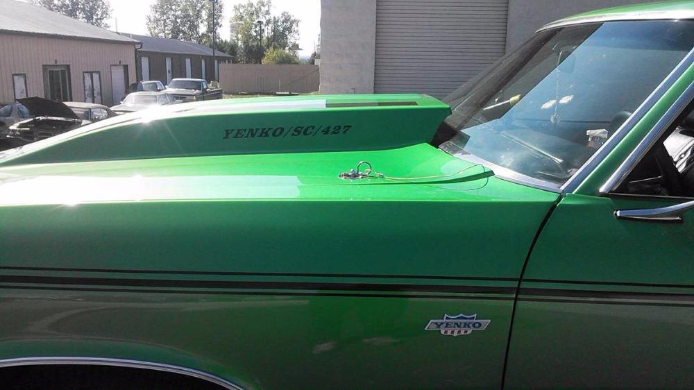 1969 Chevrolet Chevelle Yenko Tribute Limited Edition