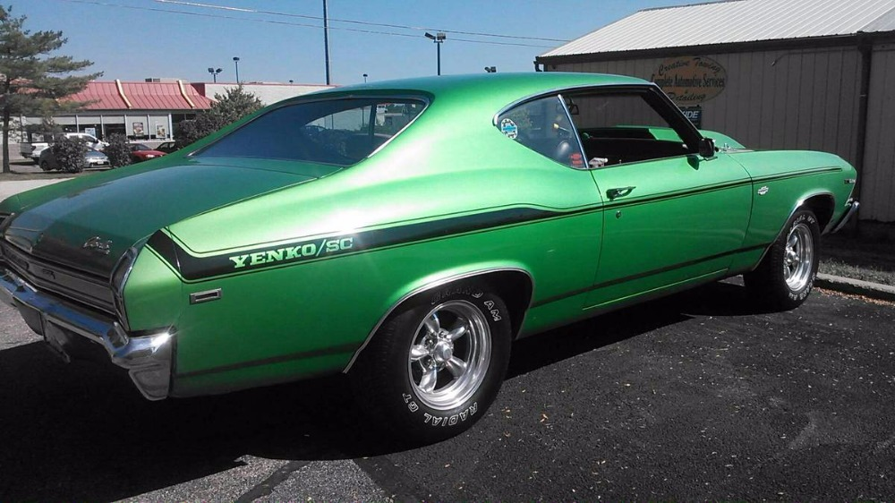 Used 1969 Chevrolet Chevelle Yenko Tribute - LIMITED EDITION GREEN PEARL | Mundelein, IL