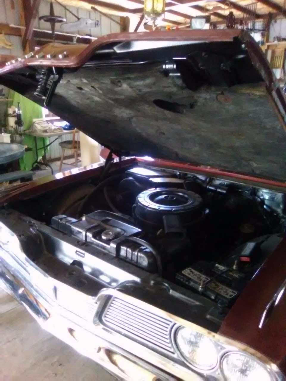 Used 1962 Pontiac Lemans TEMPEST-NEW JC WHITNEY CONVERTIBLE TOP | Mundelein, IL