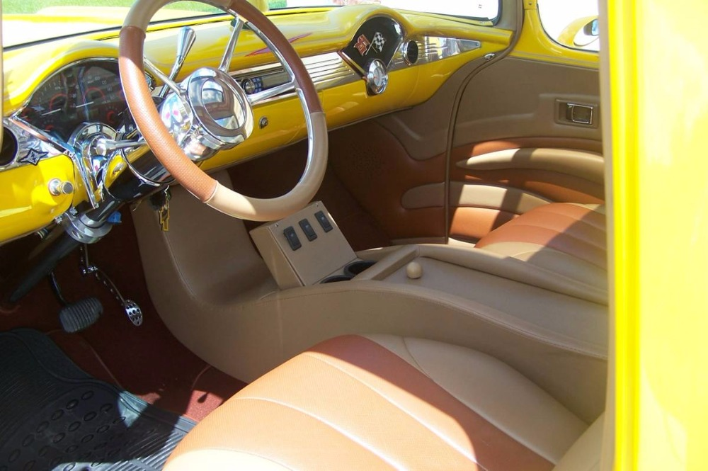 Used 1957 Chevrolet Pick-Up -CUSTOM BUILT FRAME UP | Mundelein, IL