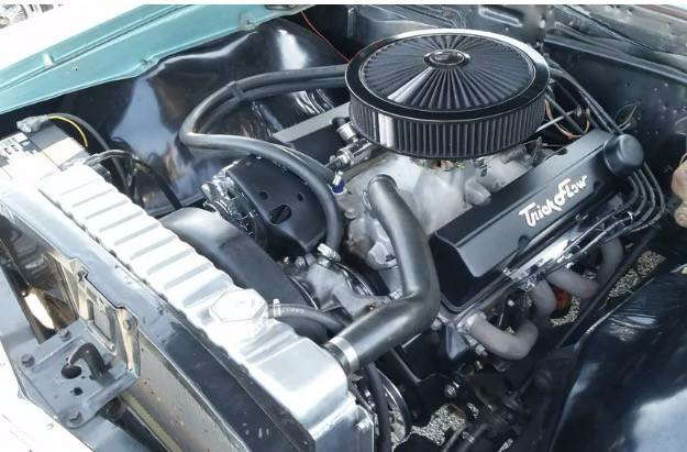 Used 1967 Chevrolet Chevelle -406 V-8 - TURBO AUTOMATIC TRANS - | Mundelein, IL