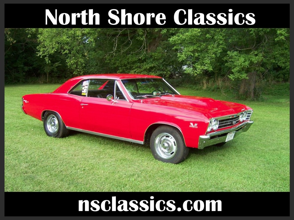 Used 1967 Chevrolet Chevelle - MALIBU - TURN KEY CAR - DAILY DRIVER | Mundelein, IL