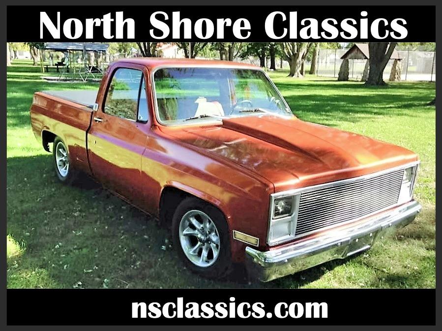 Used 1983 Chevrolet Pick-Up SHORT BOX- SBC 355-NEW LOW PRICE! | Mundelein, IL