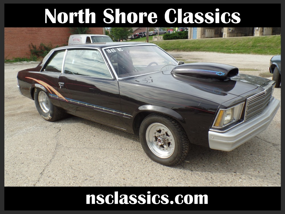 Used 1978 Chevrolet Malibu MALIBU PRO STREET-BIG BLOCK ENGINE - SUPER PRO- DRAG CAR | Mundelein, IL