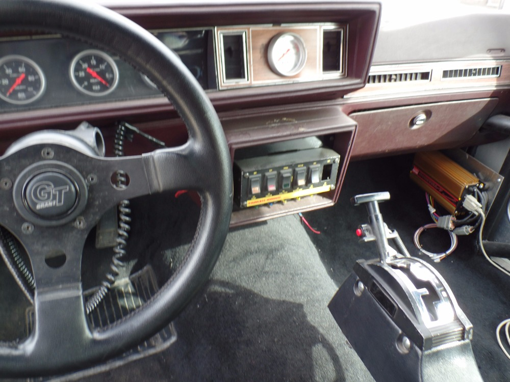 1978 Chevrolet Malibu MALIBU PRO STREET-BIG BLOCK ENGINE - SUPER ...