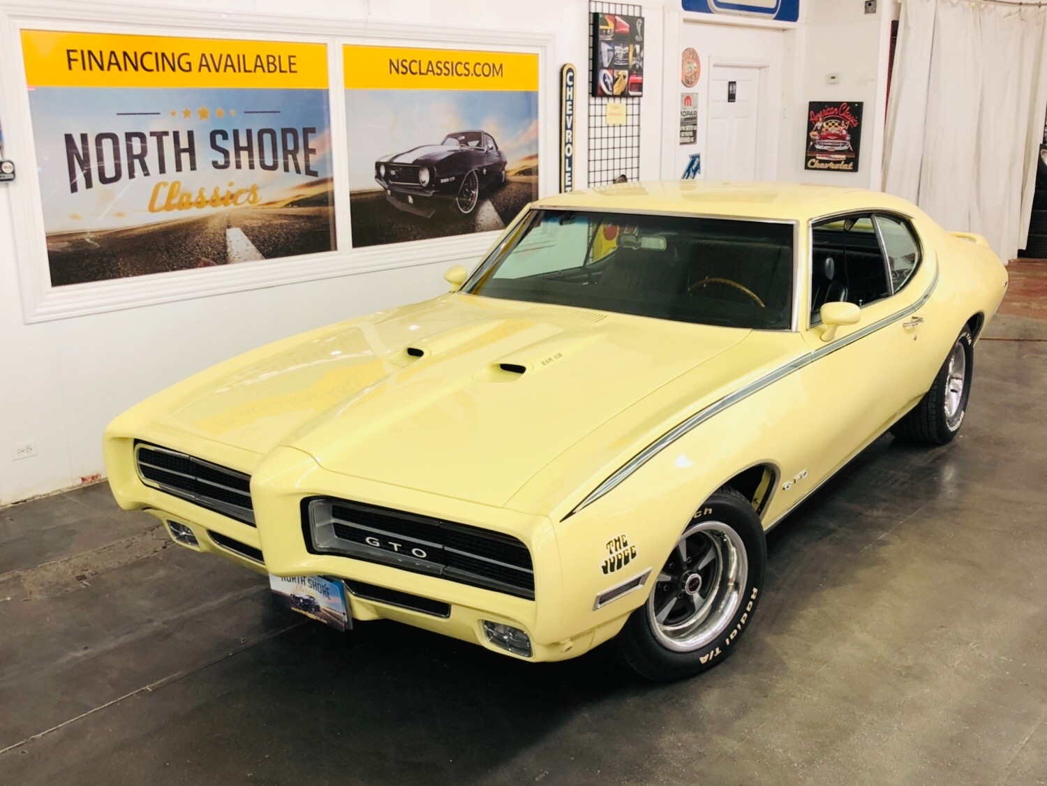 Used 1969 Pontiac GTO -LOTS OF POWER OPTIONS-PHS DOCUMENTED- SEE VIDEO | Mundelein, IL