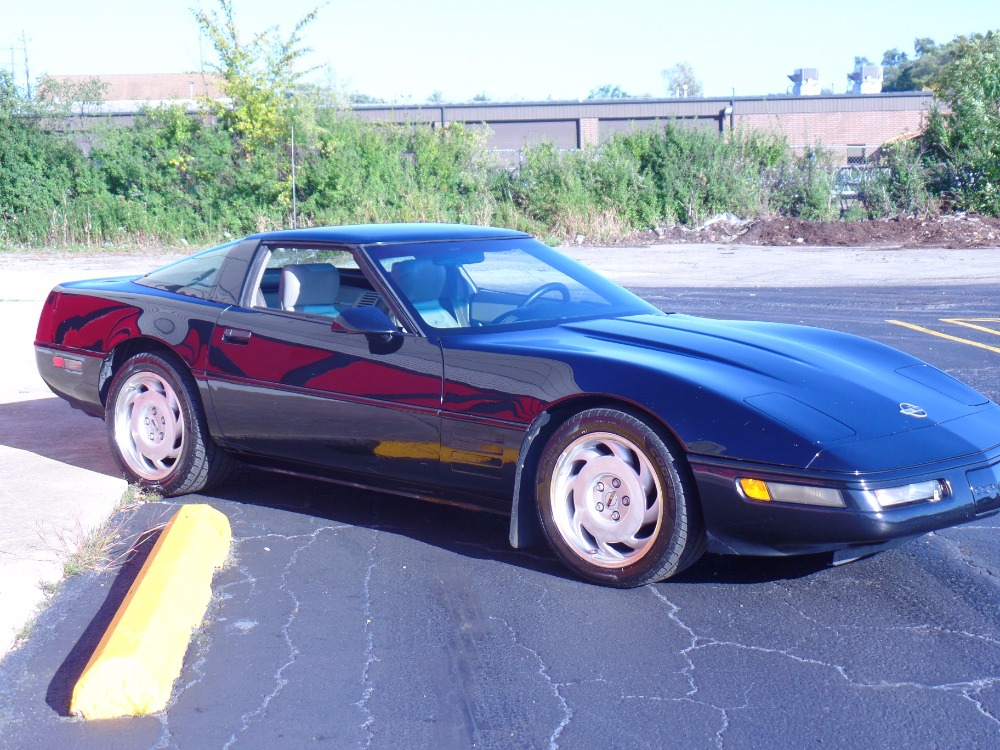 Used 1992 Chevrolet Corvette -TARGA TOP-LOW MILES ON NEW ENGINE-SEE VIDEO | Mundelein, IL