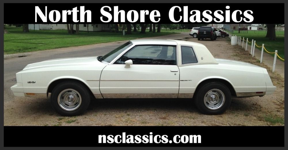 1981 Chevrolet Monte Carlo - AFFORDABLE CLASSIC- Stock # 81406NBVP ...