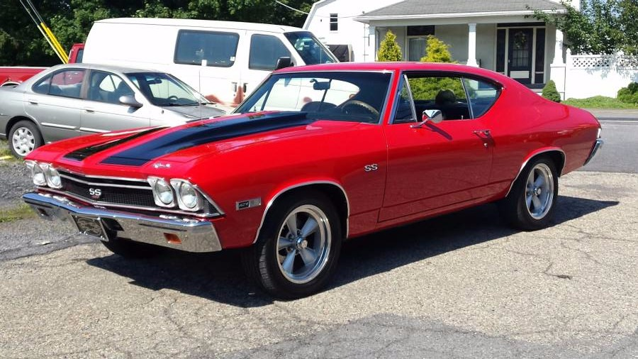 Used 1968 Chevrolet Chevelle SS BADGED- AWARD WINNER-BIG BLOCK 427-NEW LOW PRICE- | Mundelein, IL