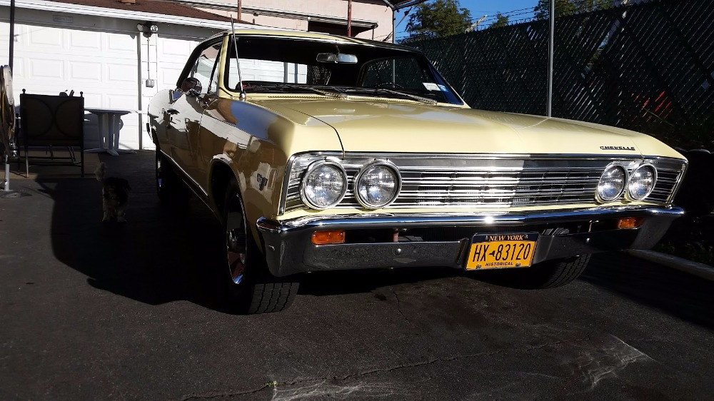 Used 1967 Chevrolet Chevelle featured in the Movies Carlito's Way and Bronx Tale- SEE VIDEO | Mundelein, IL