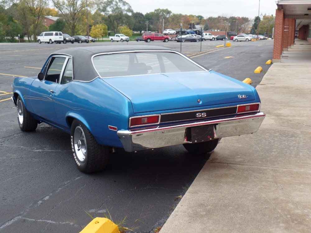 Used 1970 Chevrolet Nova Well Maintained Restored-SOUTHERN CAR-NO RUST-SUPER CLEAN-SEE VIDEO | Mundelein, IL
