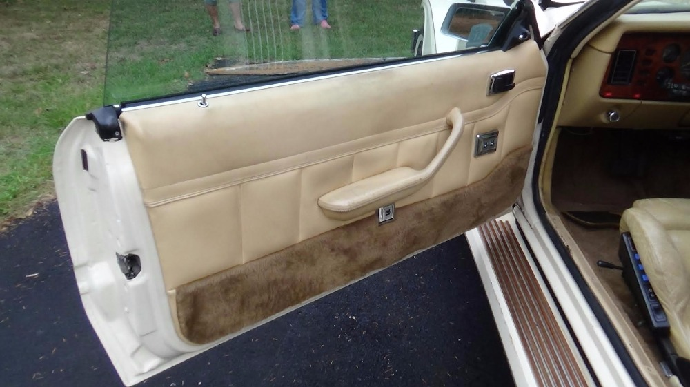 1983 Zimmer Golden Spirit FACTORY PRODUCTION ZIMMER - NOT A KIT CAR ...