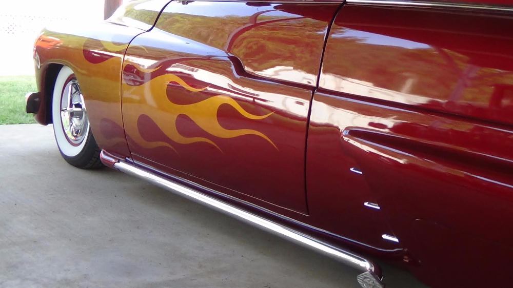 1949 Mercury Custom -CONVERTIBLE- AWARD WINNING LED SLED! Stock ...