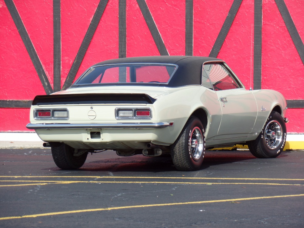 Used 1968 Chevrolet Camaro - SWEET RIDE-RARE FACTORY CREAM COLOR-NEW LOW PRICE SEE VIDEO | Mundelein, IL
