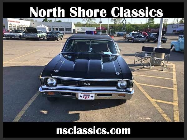 Used 1968 Chevrolet Nova - TRUE SS- SOLID NOVA WITH A 427!- | Mundelein, IL